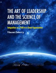 art of leadership and the science of managment.